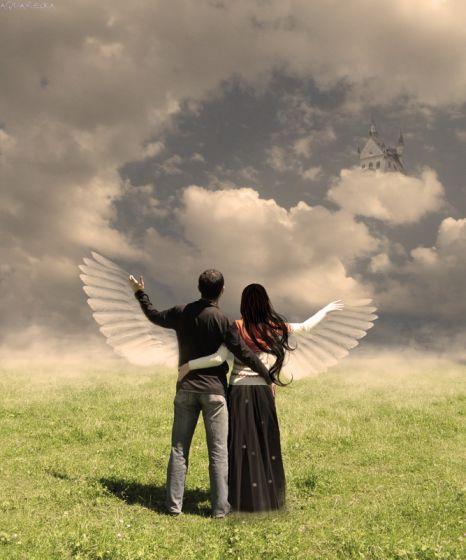 Скачать песню история любви как два крыла