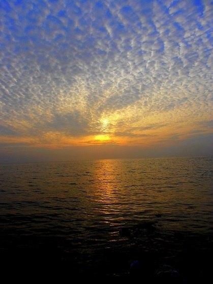 Два стихотворения о море ( Мелодекламация Евсей Вольфсон)