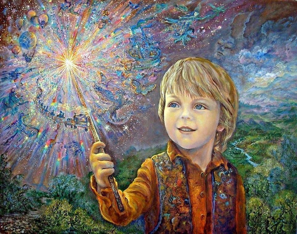 картинки волшебные детки
