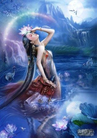 Asian fairys