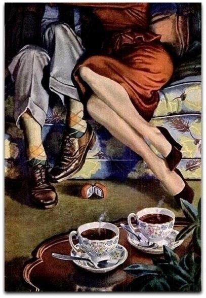 Чашечка кофе и счастья глоток... (Музыка и исп. Речкин Александр РАЙ, соло)