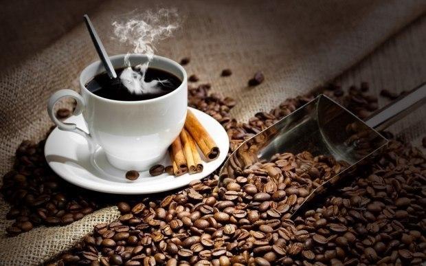 А кофе.., дивный кофе, ах..!