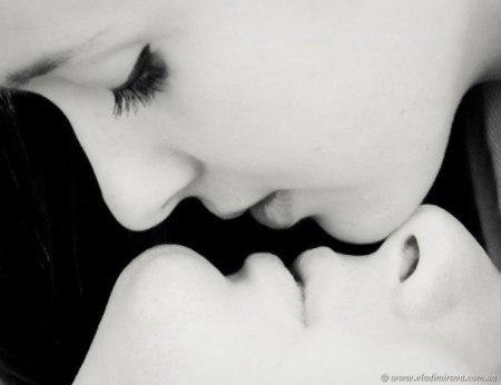 я тебя целовал: