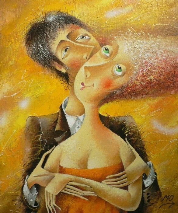 НЕРЕШИТЕЛЬНОСТЬ...  романс