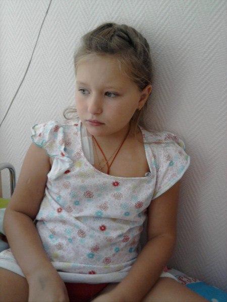 дочь раком фото