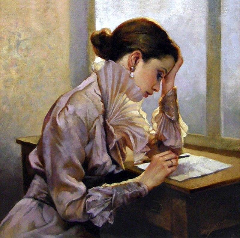 Картинки пишите письма