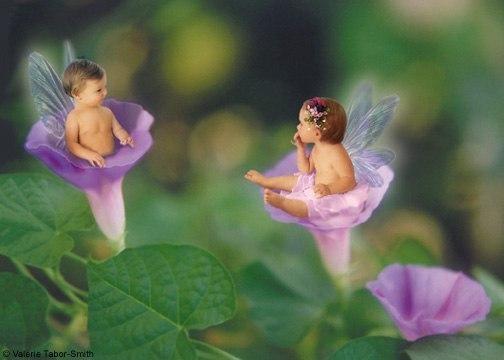 Открытка день, дети цветы жизни открытка