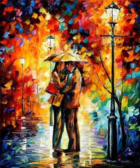 Осень любви (музыка и исполнитель Люция Цереня) ~ Поэзия (Авторская песня)