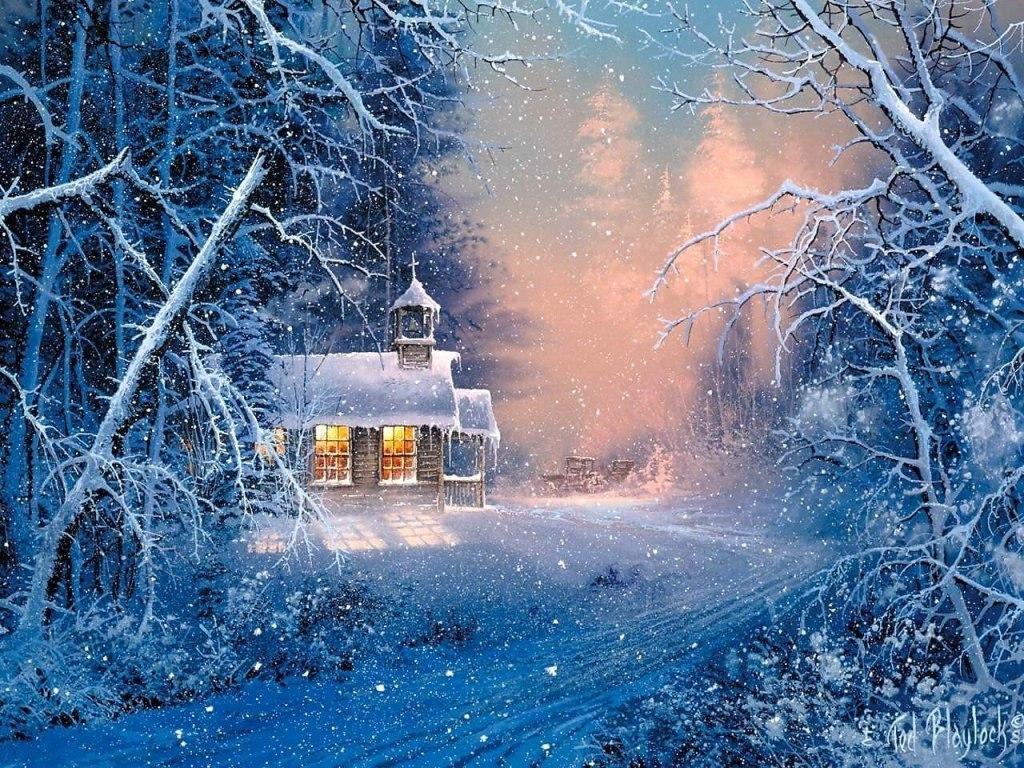 Зиму перезимовали картинки