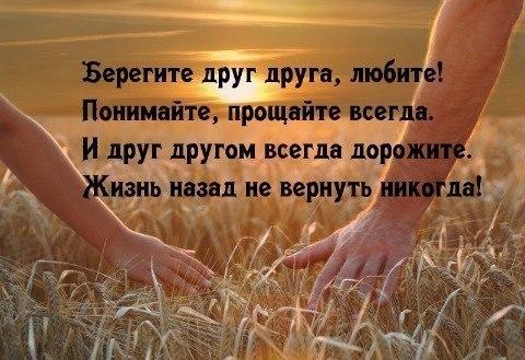 Стих я тебя не покину