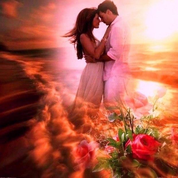 Любить, Любить - Любить! Стихи: Веры Гарт.