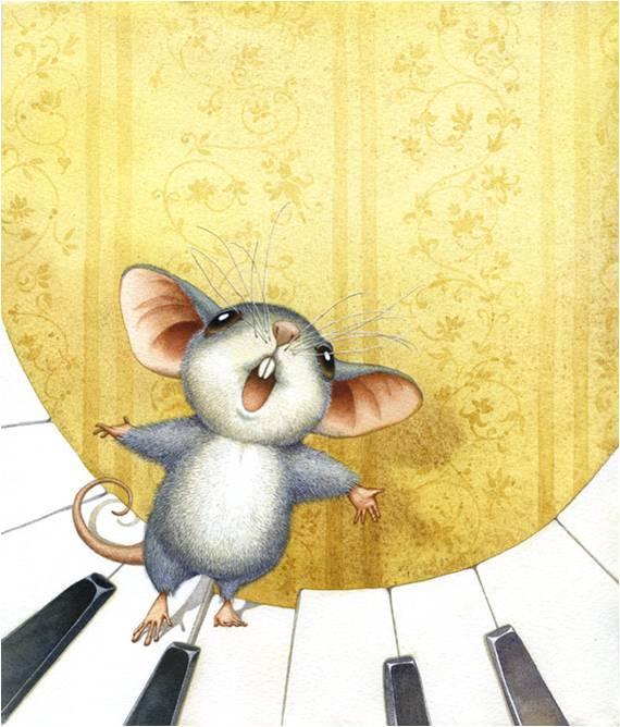 картинки из жизни мышек