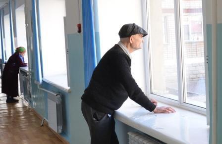 Евдокимов дом престарелых текст о чем рассказывают старики в домах престарелых
