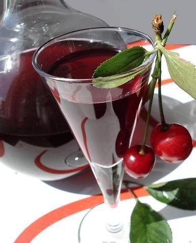 Рецепты настойки из вишни в домашних условиях простой рецепт