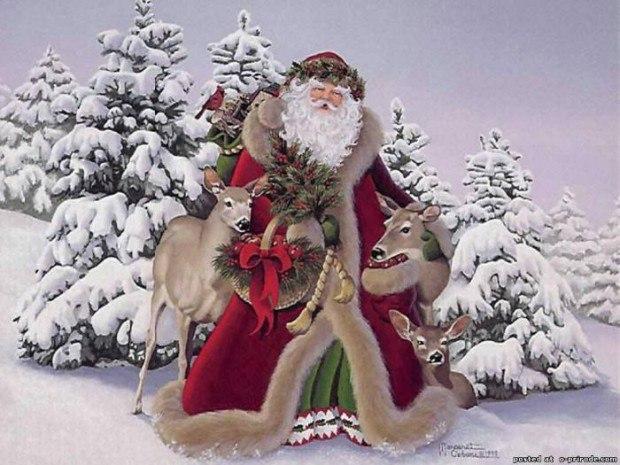 картинки на новый год снеговика