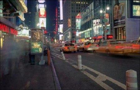 Галине Вороненко. Вечер на Манхэттене.