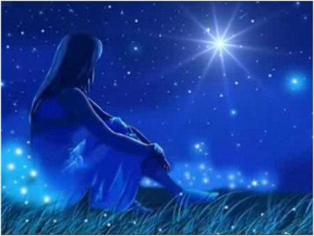 красивая ночь фото картинки