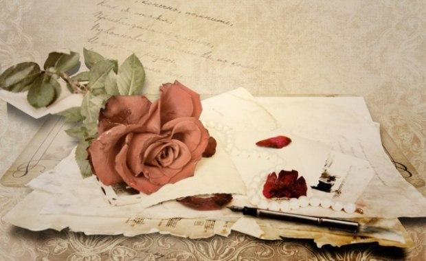 Любовное письмо ~ Проза (Письмо)