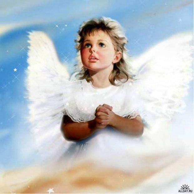 god's little angel - 768×768