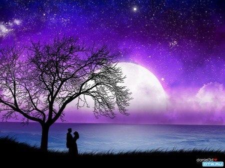 Ты - моя Вселенная! ~ Поэзия (Лирика любовная)