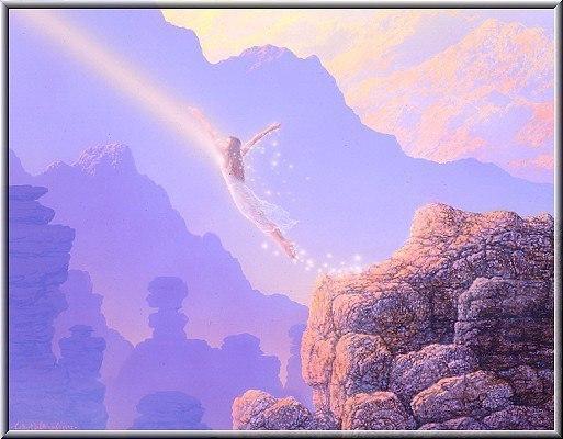 Сонник летать по оврагу спуск