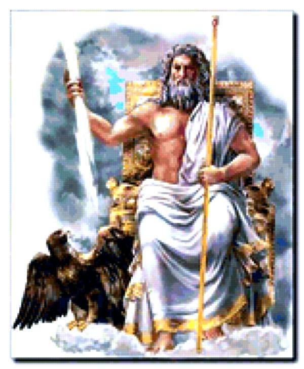 Просмотр содержимого документа мифы древней греции
