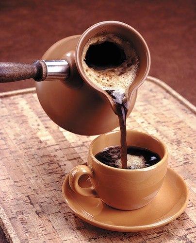 Ах кофе в турочке стихи