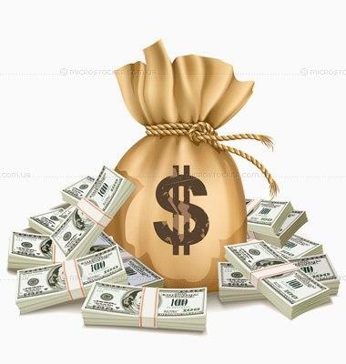 Стих мешок денег