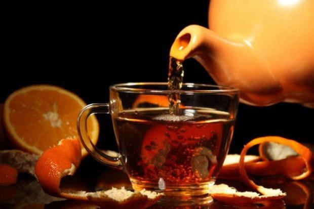 Доброе утро картинки красивые для мужчины с чаем