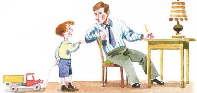 """Картинки по запросу """"крошка сын к отцу пришел и спросила кроха"""""""