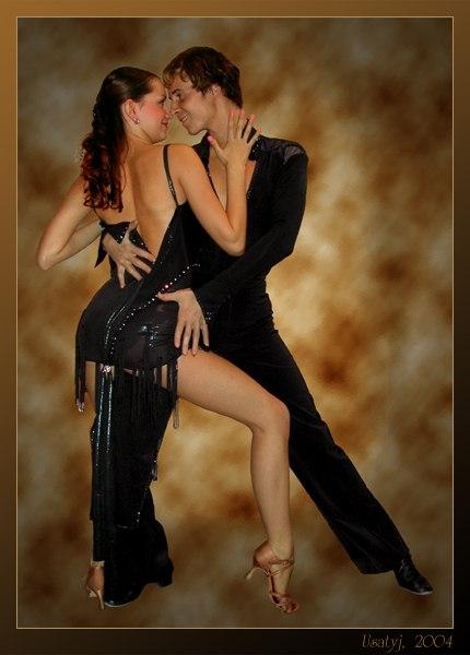 Танго и эротика