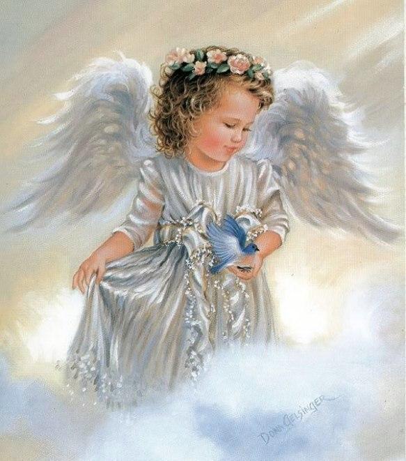 Картинки, картинки и анимашки ангелочки