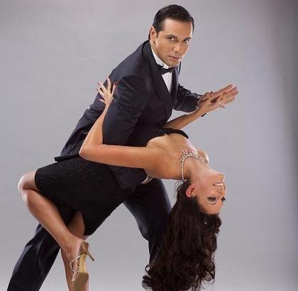 Это танго танцуем с тобой