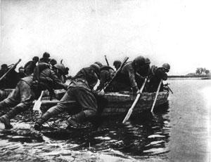 Жизнь вождя. Великое наступление Красной Армии.