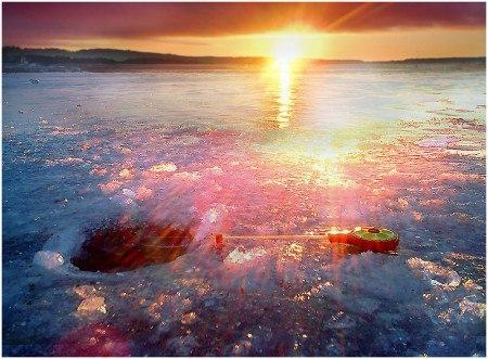 Зимняя рыбалка ~ Поэзия (Лирика пейзажная)