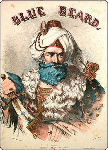 Чёрная Борода  Википедия