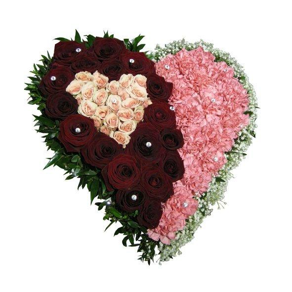 Какие цветы дарят на день влюбленных