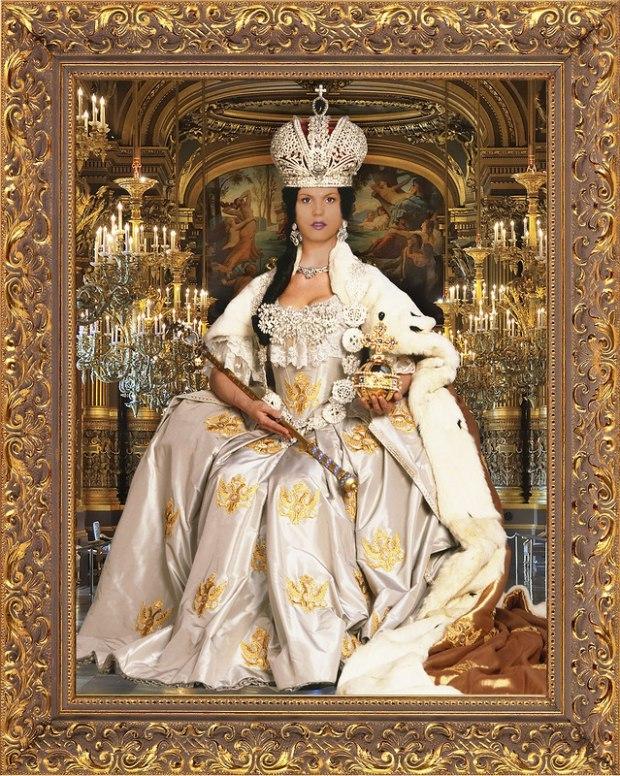 картинка королевы и фон взять заметку при