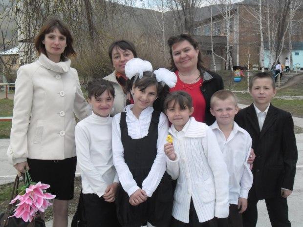 Моим одноклассникам