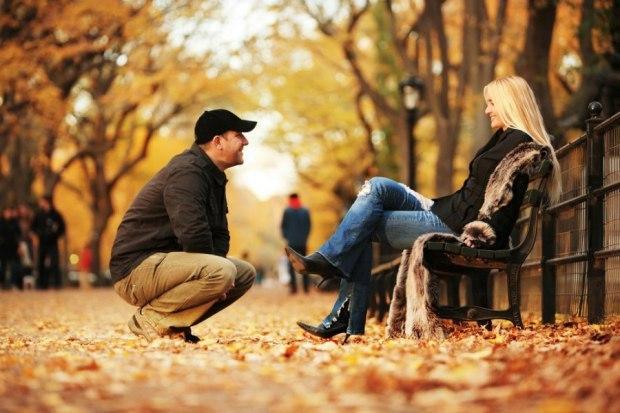 Осенние знакомства