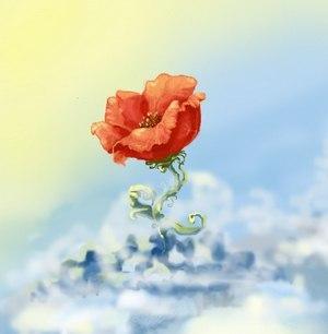 Мелодия маленький цветок саксофон