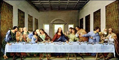Da vinci last supper perspective submited images wwwpic2flycom