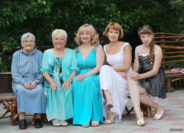 Фото старых голых мам