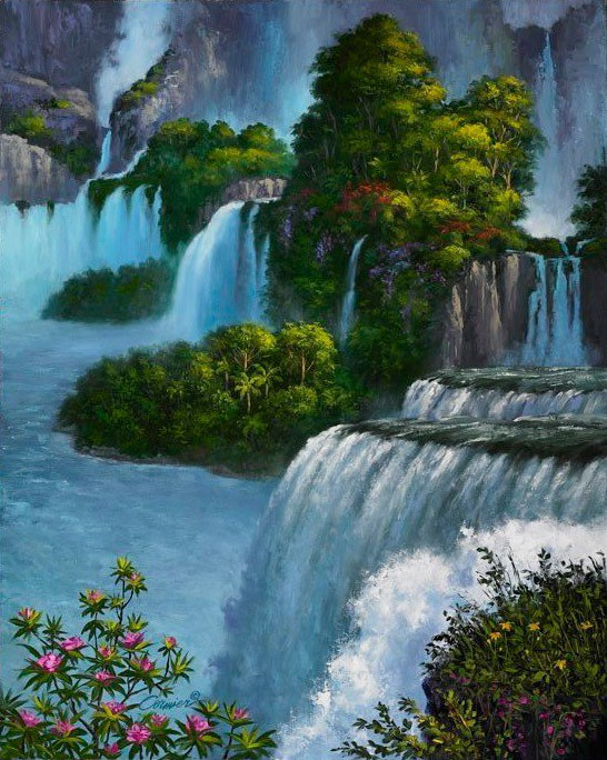Free nature landscapes animated gifs best nature animation image collection