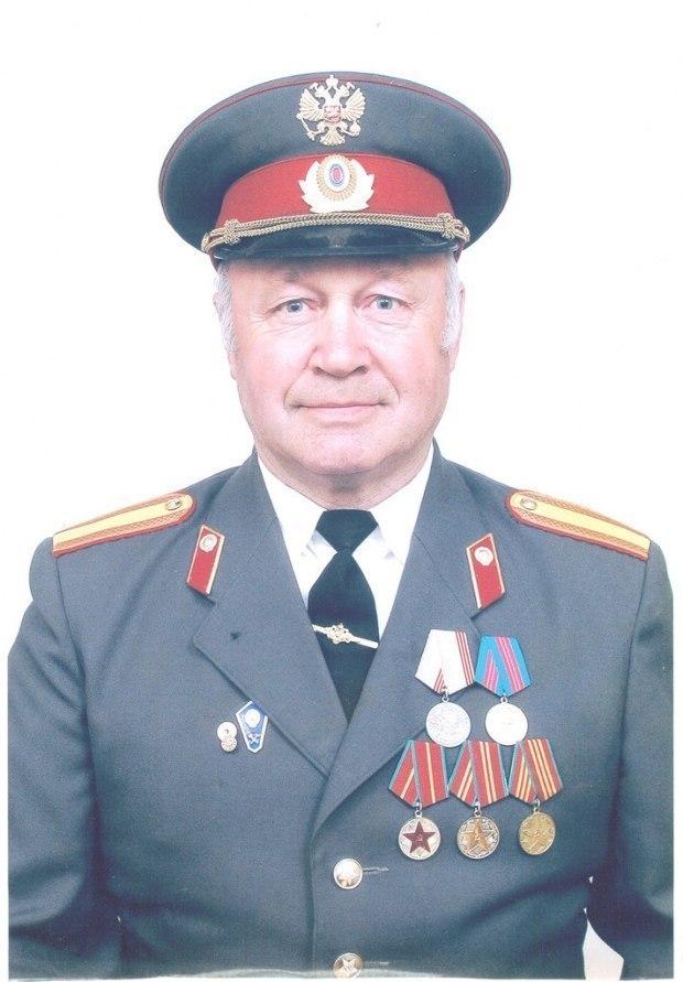 Автор ...Чубиков Юрий Васильевич. 1949 -  4.6.2017 г.