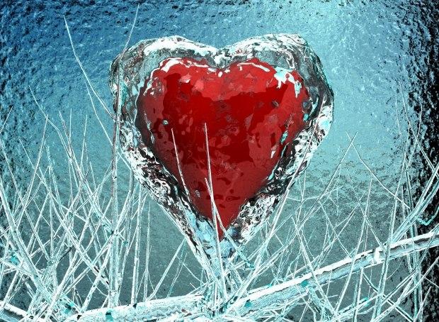 Два ледяных сердца  № 3490262 загрузить