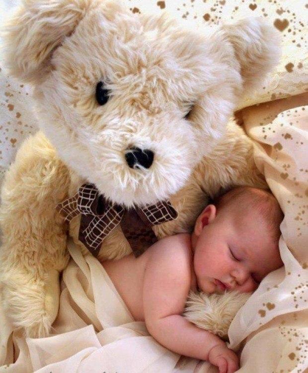 милые картинки с детьми спящими спортсменки