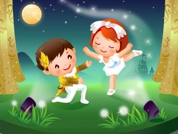 Дети танцуют картинки для доу