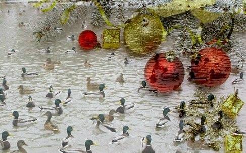 Эскиз в дождливых тонах