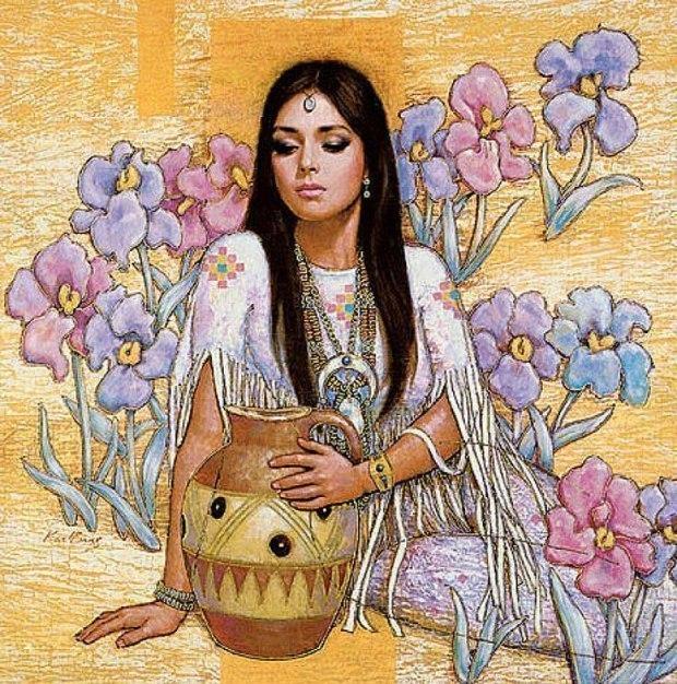 возражаю, просто картинки ты мой цветок восточный этой серии помаду